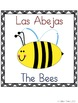 Bee Classroom Theme Pack English and Spanish