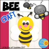 Bee Craft for Spring