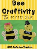 Bee Craftivity Freebie