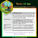 Bee Creative Clip Arts Terms of Use