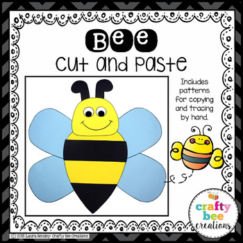 Bee Cut and Paste