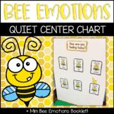 Bee Emotion Chart & Mini Book