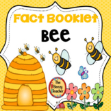 Bee Fact Booklet with Digital Activities