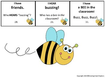 Bee Fluency Game