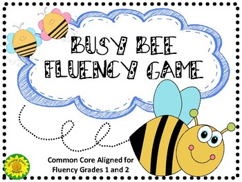 Bee Fluency Game