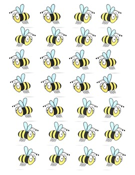 Bee Fun Activity Pack