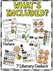 Bee Game Math Stations - Prek-k Insect Math Centers