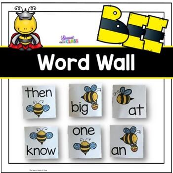 Bee Grade One Sight Words