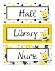 Bee Hall Passes