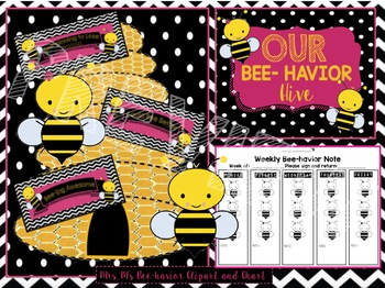 Bee-Havior Management