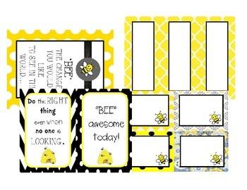 Bee Hive Classroom Decor