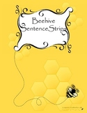 Bee Hive Sentence Strips (9 and 11 inch)