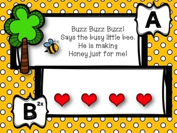 Busy Bee Rondo - A Beginning Activity for Improvisation & Composition