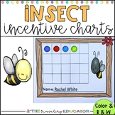 Incentive Charts with an Insect Theme