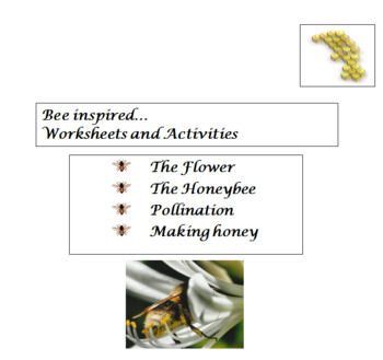 Bee Inspired  Flowers  Bees Pollination  Honey