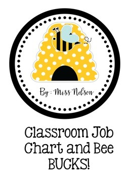 Bee Job Chart