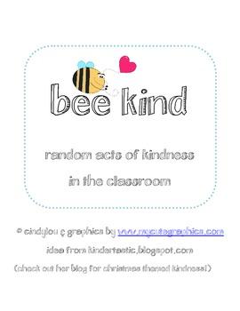 Bee Kind Jar