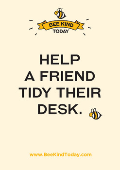 Bee Kind Today Classroom Pack
