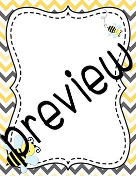 Bee Labels