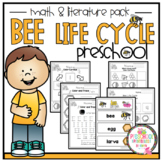 Bee Life Cycle Math and Literature plus 1 Craft
