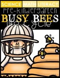 Bee Life Cycle journal