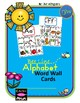 Bee Line Word Wall Cards