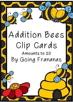 Bee Math Bundle