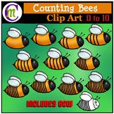 Math Clip Art   Bees