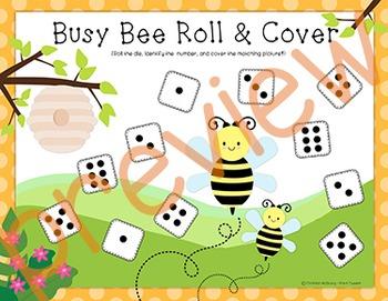 Bee Math Games
