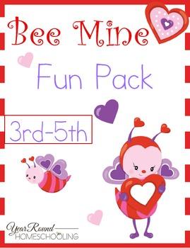 Bee Mine 3rd-5th Fun Pack