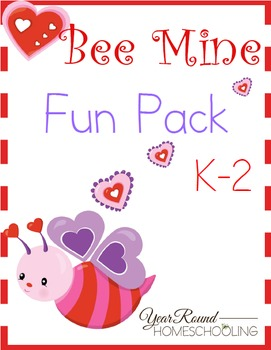Bee Mine Fun Pack (K-2)