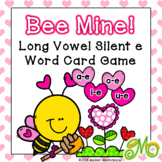 Bee Mine! - Long Vowel Silent e Word Card Game