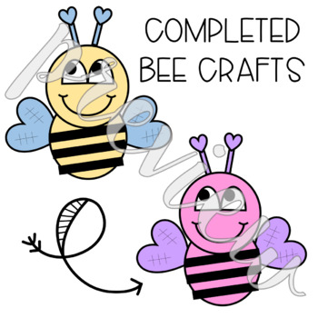 Bee Mine Persuasive Letter Writing & Craft (Perfect for Valentine's Day!)