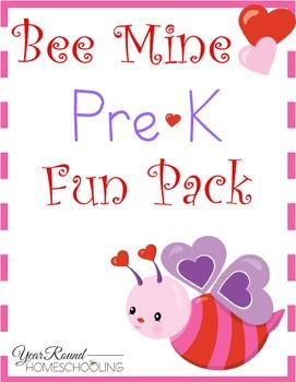 Bee Mine PreK Fun Pack