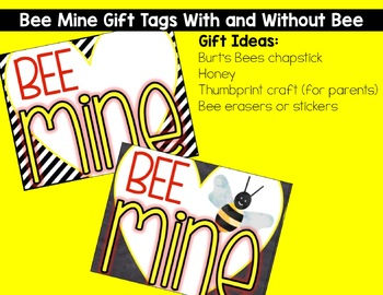 Valentine Cards: Bee Mine
