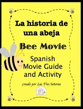 Bee Movie: La historia de una abeja Movie Guide & Activity Packet (Hard Good)