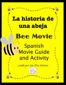 Bee Movie - La historia de una abeja Spanish Movie Guide a