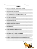 Bee Movie Questions