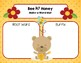 Bee My Honey Root Word & Suffix Printable Pack