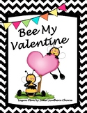 Bee My Valentine Art Lesson by Sweet Southern Charm