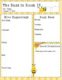 Bee Newsletter