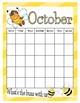 Bee Newsletter calendar
