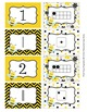 Bee Number Match Activity