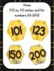 Bee Numbers 101-200