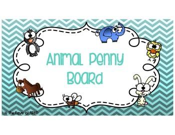 Animal Penny Board
