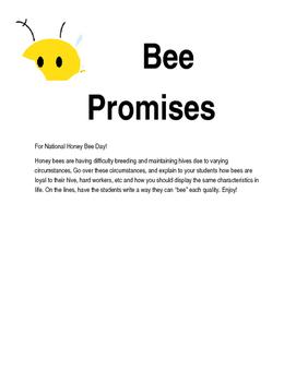 Bee Promises