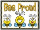 Bee Proud Behavior Clip Chart