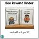 Bee Reward Binder (Positive Behavior Incentive Program)