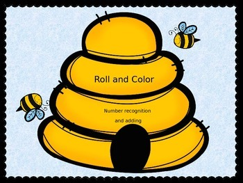 Bee Roll and Color