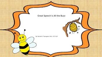 "Bee Speech for ""R"""